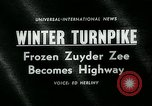 Image of De Zuyder Zee Netherlands, 1963, second 4 stock footage video 65675039107