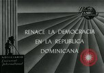 Image of Vice President Johnson Dominican Republic, 1963, second 1 stock footage video 65675039110