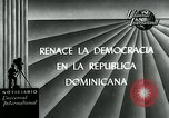 Image of Vice President Johnson Dominican Republic, 1963, second 3 stock footage video 65675039110