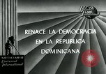 Image of Vice President Johnson Dominican Republic, 1963, second 4 stock footage video 65675039110