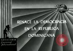 Image of Vice President Johnson Dominican Republic, 1963, second 5 stock footage video 65675039110