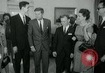 Image of President John Kennedy Washington DC USA, 1963, second 9 stock footage video 65675039119