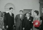 Image of President John Kennedy Washington DC USA, 1963, second 10 stock footage video 65675039119