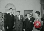 Image of President John Kennedy Washington DC USA, 1963, second 11 stock footage video 65675039119