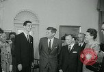 Image of President John Kennedy Washington DC USA, 1963, second 12 stock footage video 65675039119