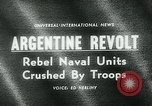 Image of Naval and Marine units Argentina, 1963, second 2 stock footage video 65675039121