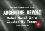 Image of Naval and Marine units Argentina, 1963, second 4 stock footage video 65675039121
