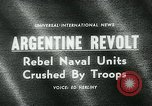 Image of Naval and Marine units Argentina, 1963, second 5 stock footage video 65675039121