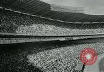 Image of Baltimore Orioles playing Washington Senators baseball Washington DC USA, 1963, second 7 stock footage video 65675039123