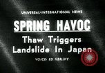 Image of Damaged Village Japan, 1963, second 1 stock footage video 65675039132