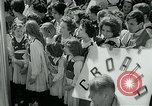 Image of President John Kennedy Chicago Illinois USA, 1963, second 10 stock footage video 65675039136