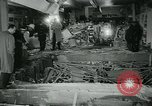 Image of wrecked drug store San Jose California USA, 1963, second 9 stock footage video 65675039137