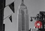 Image of Empire State Building New York United States USA, 1963, second 11 stock footage video 65675039147