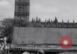 Image of Big Ben clock tower London England United Kingdom, 1963, second 7 stock footage video 65675039155