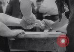 Image of Finger Wrestling Bavaria Germany, 1963, second 7 stock footage video 65675039157