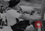 Image of Finger Wrestling Bavaria Germany, 1963, second 11 stock footage video 65675039157