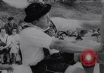 Image of Finger Wrestling Bavaria Germany, 1963, second 12 stock footage video 65675039157