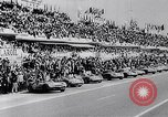 Image of 1963 auto race 24 Hours of Le Mans France, 1963, second 9 stock footage video 65675039158