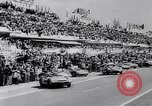 Image of 1963 auto race 24 Hours of Le Mans France, 1963, second 10 stock footage video 65675039158