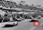 Image of 1963 auto race 24 Hours of Le Mans France, 1963, second 11 stock footage video 65675039158