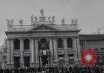 Image of Pope Paul VI Rome Italy, 1963, second 7 stock footage video 65675039165
