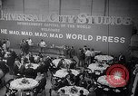 Image of luncheon at Universal City California United States USA, 1963, second 8 stock footage video 65675039166