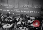 Image of luncheon at Universal City California United States USA, 1963, second 9 stock footage video 65675039166
