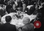 Image of luncheon at Universal City California United States USA, 1963, second 12 stock footage video 65675039166