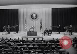 Image of John Kennedy Washington DC USA, 1963, second 10 stock footage video 65675039171
