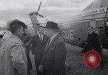 Image of Prime Minister Lester Pearson Caledon Ontario Canada, 1963, second 10 stock footage video 65675039176