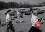 Image of John Kennedy Hyannis Port Hyannis Massachusetts USA, 1963, second 11 stock footage video 65675039178
