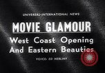 Image of Movie Premiere California United States USA, 1963, second 3 stock footage video 65675039183