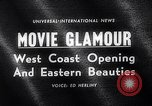 Image of Movie Premiere California United States USA, 1963, second 4 stock footage video 65675039183