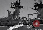 Image of USS Halsey San Francisco California USA, 1963, second 9 stock footage video 65675039200