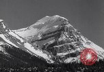 Image of Mountain Climbing in the 1960s Banff Alberta Canada, 1963, second 4 stock footage video 65675039202