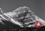 Image of Mountain Climbing in the 1960s Banff Alberta Canada, 1963, second 6 stock footage video 65675039202