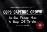 Image of Elizabeth Kennedy Berlin Germany, 1963, second 1 stock footage video 65675039205