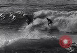 Image of Surf-boarding Basque Coast France, 1963, second 11 stock footage video 65675039206