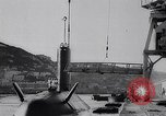 Image of Submarine Dreadnaught Gibraltar United Kingdom, 1963, second 11 stock footage video 65675039208