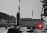 Image of Submarine Dreadnaught Gibraltar United Kingdom, 1963, second 12 stock footage video 65675039208