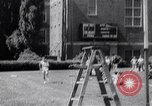 Image of John Pennel pole vaults after setting record Coral Gables Florida USA, 1963, second 8 stock footage video 65675039211