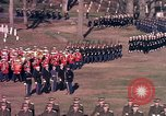 Image of funeral ceremony of John Kennedy Arlington Virginia USA, 1963, second 9 stock footage video 65675039221