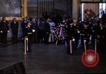 Image of funeral services for John Kennedy Washington DC, 1963, second 1 stock footage video 65675039224