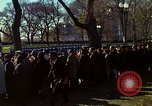 Image of funeral procession of John Kennedy Washington DC USA, 1963, second 3 stock footage video 65675039231