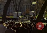 Image of funeral procession of John Kennedy Washington DC USA, 1963, second 11 stock footage video 65675039231