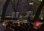 Image of funeral procession of John Kennedy Washington DC USA, 1963, second 12 stock footage video 65675039231