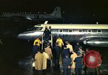Image of foreign dignitaries Andrews Air Force Base Maryland USA, 1963, second 1 stock footage video 65675039236