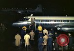 Image of foreign dignitaries Andrews Air Force Base Maryland USA, 1963, second 2 stock footage video 65675039236