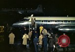 Image of foreign dignitaries Andrews Air Force Base Maryland USA, 1963, second 3 stock footage video 65675039236