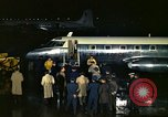 Image of foreign dignitaries Andrews Air Force Base Maryland USA, 1963, second 4 stock footage video 65675039236